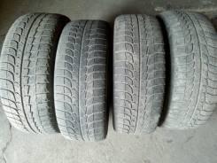 Michelin X-Ice. Зимние, без шипов, 60%, 4 шт