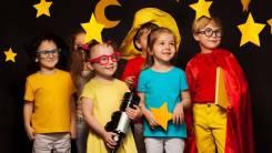 Театральная студия для детей 4-9 лет