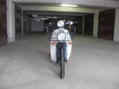 Honda Super Cub. 49куб. см., исправен, птс, без пробега