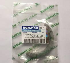 Вкладыши упорные KOMATSU 6D95/S6D95/S6D95L STD ORIGINAL