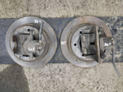 Суппорт тормозной. Mitsubishi Pajero, V73W, V75W, V77W, V78W Mitsubishi Montero, V73W, V75W, V77W, V78W