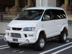 Mitsubishi Space Gear. автомат, 4wd, 3.0 (185л.с.), бензин, 80тыс. км, б/п, нет птс. Под заказ
