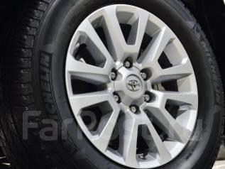 """Колпачки на литье Toyota Land Cruiser Prado 150. Диаметр 17"""""""", 1шт"""