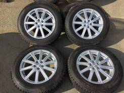 """225/60R17 99% на литье R17 7j 48 5/100 Forester Outback XV. 7.0x17"""" 5x100.00 ET48 ЦО 67,0мм."""