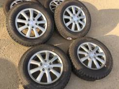 "205/65R15 99% на литье R15 6j 5/114.3 Voxy Noah Honda. 6.0x15"" 5x114.30 ET53 ЦО 67,0мм."