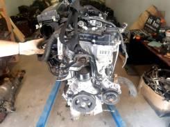 Двигатель в сборе. Toyota Yaris Toyota Auris, E180 Toyota Corolla, 11 Двигатель 1NRFE