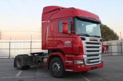 Scania R420. Скания R420, 11 705куб. см., 19 000кг., 4x2