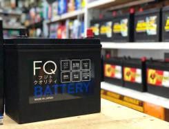Fujito Quality. 80А.ч., Обратная (левое), производство Япония