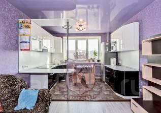 2-комнатная, улица Ладыгина 5. 64, 71 микрорайоны, агентство, 51кв.м. Интерьер