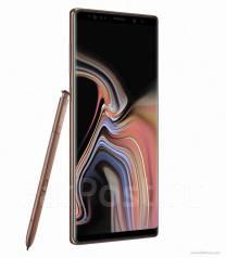 Samsung Galaxy Note 9. Новый, 128 Гб, Розовый, Фиолетовый, Черный, 3G, 4G LTE, Dual-SIM, Защищенный