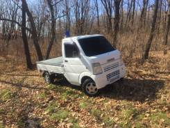 Suzuki Carry Truck. Грузовик, 660куб. см., 400кг., 4x4