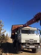 КамАЗ 43118 Сайгак. Срочно продам Сайгак манипулятор 6 тонн., 5 997кг., 6x6