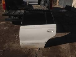 Дверь задняя левая Toyota Caldina ET196