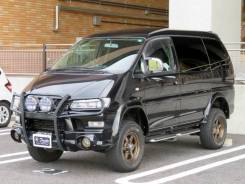 Mitsubishi Space Gear. автомат, 4wd, 3.0 (185л.с.), бензин, 108тыс. км, б/п, нет птс. Под заказ