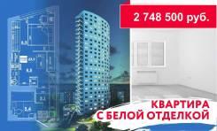 1-комнатная, улица Леонова 70. Эгершельд, застройщик, 24кв.м.