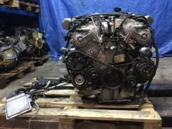 Двигатель в сборе. Infiniti: M25, QX70, M35 Hybrid, M45, Q40, QX50, G25, Q60, EX35, EX37, FX30d, G35, M37, M56, FX50, M35, Q50, Q70, G37, FX35, EX25...
