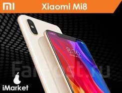 Xiaomi Mi8. Новый, 64 Гб, Золотой