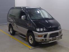 Mitsubishi Space Gear. автомат, 4wd, 3.0 (185л.с.), бензин, 125тыс. км, б/п, нет птс. Под заказ