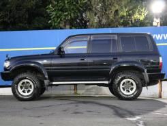 Toyota Land Cruiser. автомат, 4wd, 4.2, дизель, 14тыс. км, б/п, нет птс. Под заказ