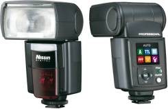 Вспышка Nissin Digital Mark II Di866