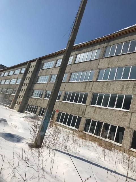 Продается здание. Улица Суворова 82а, р-н Железнодорожный, 5 208кв.м.