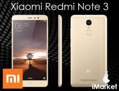 Xiaomi Redmi Note 3. Новый, 32 Гб, Золотой