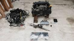 Двигатель в сборе. Subaru Legacy, BM9, BR9 Двигатель EJ253