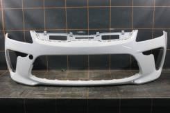 Бампер передний - Kia Rio 4 (2017-н. в. )