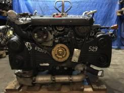 Двигатель в сборе. Subaru Forester, SG5 Subaru Impreza, GDA, GGA Двигатель EJ205