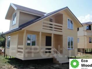 Eco Wood - Красивые и теплые каркасные дома