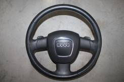 Руль. Audi A4, 8EC, 8ED Audi S4, 8EC, 8ED Двигатели: ALT, ALZ, ASB, AUK, AWA, BBJ, BBK, BCZ, BDG, BFB, BGB, BHF, BKE, BKH, BKN, BLB, BMN, BNA, BNG, BP...