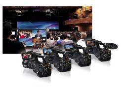 Видеосъёмка мероприятий 2-мя и 3-мя камерами