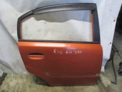 Дверь задняя правая Kia RIO 2005-2011 (Хетчбэк 770031G210)