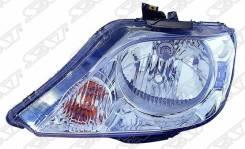 Фара. Honda City Honda Fit Aria Двигатели: L12A2, L12A3, L13A3, L13A8, L15A1, L15A2