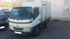 Toyota Dyna. Продам грузовик , 3 000куб. см., 1 500кг., 4x2