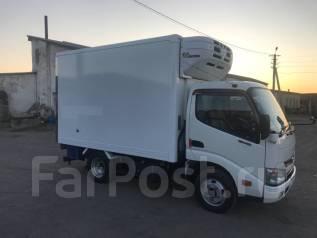 Hino Dutro. Продам рефрижератор HINO Dutro 2013 года грузовик, 4 000куб. см., 3 000кг., 4x2