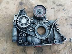 Насос масляный. Toyota Sprinter, CE100 Двигатели: 2C, 2CIII