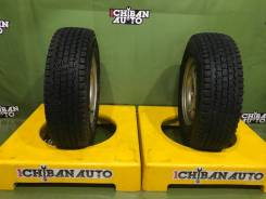 Bridgestone Blizzak Revo 969. Зимние, без шипов, 2013 год, 5%, 2 шт