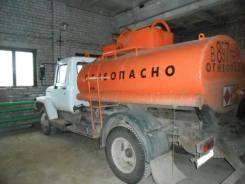 ГАЗ 3307. Автотопливозаправщик на шасси ГАЗ-3307, 4 670куб. см., 4 250кг., 4x2