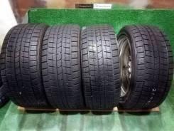 Dunlop DSX. Зимние, без шипов, 2010 год, 10%, 4 шт
