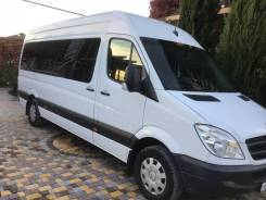 Mercedes-Benz Sprinter 315 CDI. Mersedez Sprinter 315 CDI, 8 мест