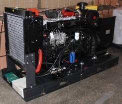 Дизельный генератор 80 кВт (электростанция, дизель электрогенератор) T110 ATS
