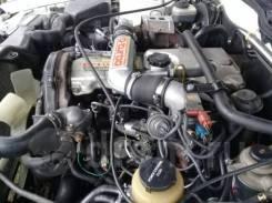 Двигатель 2L 2LT 2LTE Toyota в разборе