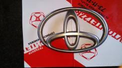 Эмблема решетки. Toyota Land Cruiser, FJ80, FJ80G, FZJ80, FZJ80G, HDJ80, HZJ80, J80