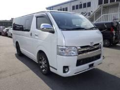 Toyota Hiace. автомат, задний, 2.0 (133л.с.), бензин, 130тыс. км, б/п, нет птс. Под заказ