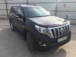 Toyota Land Cruiser Prado. автомат, 4wd, 2.7 (163 л.с.), бензин, 63 000 тыс. км