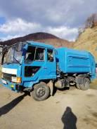 Mitsubishi Fuso. Продается мусоровоз, 6 557куб. см.