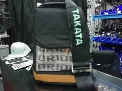 Рюкзак Bride ремни Takata (черные )