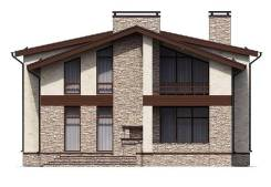 Проекты частных домов, коттеджей, дуплексов. Выгодно, от 25000 рублей!