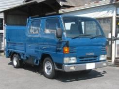Mazda Titan. Продам ge Wgsat бортовой двухкабинный с аппарелью!, 3 000куб. см., 1 500кг., 4x2. Под заказ